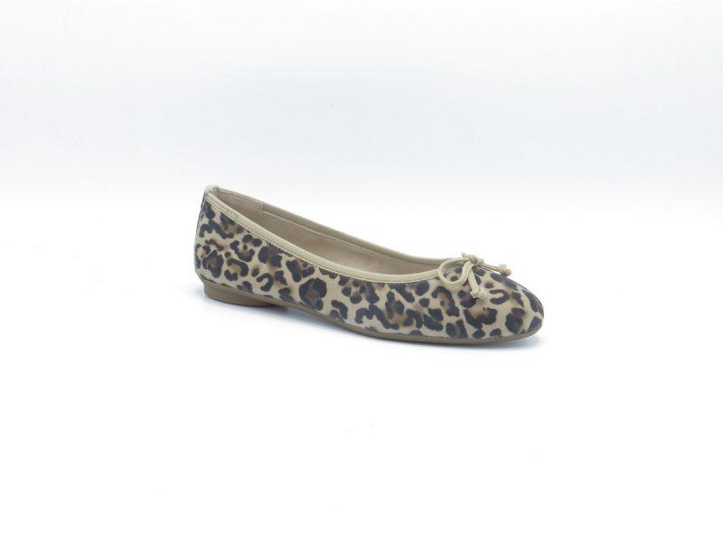 Paul Green 2598-184 luipaardprint