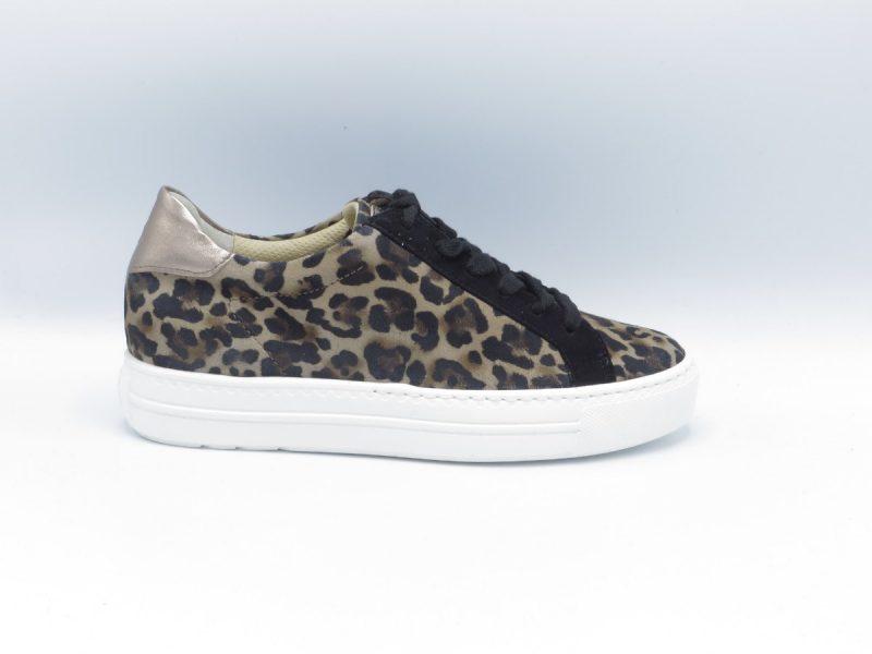 Paul Green 4717-024 luipaard print