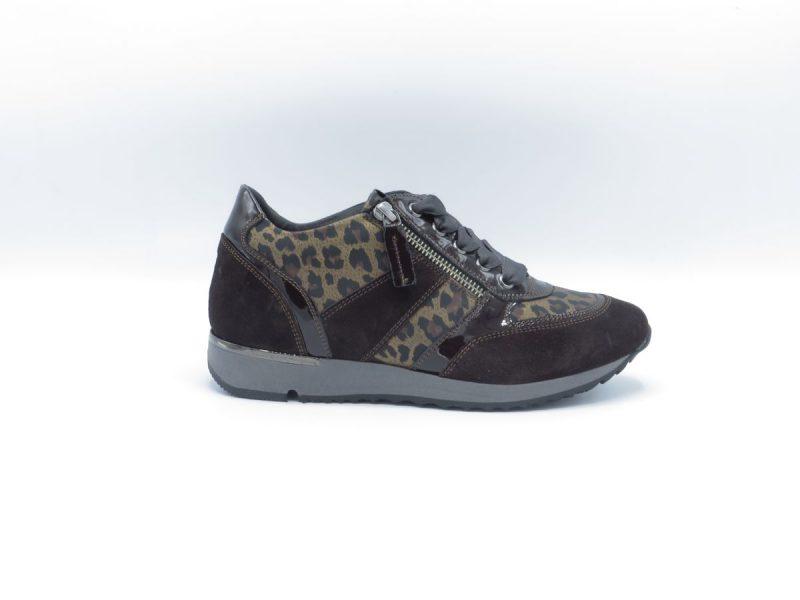 DL Sport 4471 combi bruin leopard