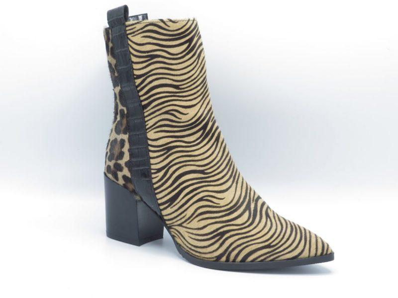 Pedro Miralles 25337 camel-pony-zebra  hakhoogte 7cm