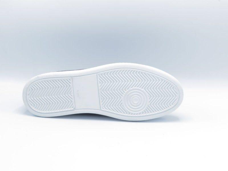 H32 sneaker 8442-5800 wit leer