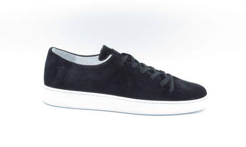 H32 sneaker 8442-5800 zwart suède