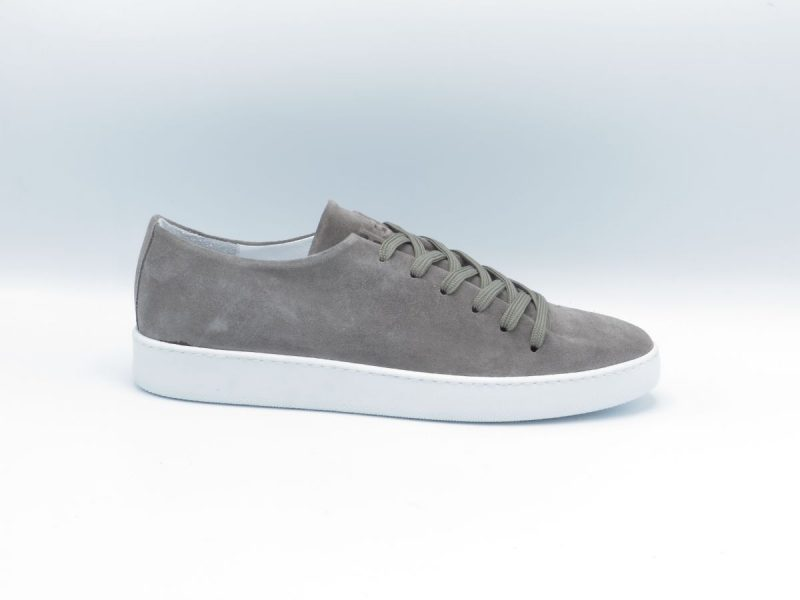 H32 sneaker 8442-5800 taupe suède
