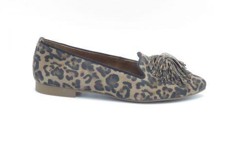 Paul Green 2376-086 luipaard nubuck