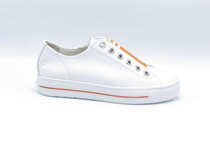 Paul Green 4797-076 wit met oranje