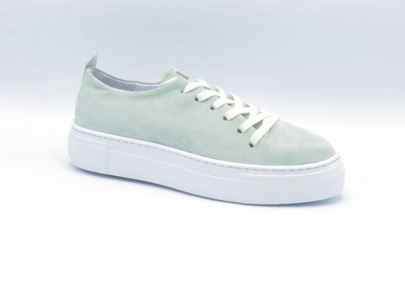 H32 one pice sneaker 5802-006 groen suède