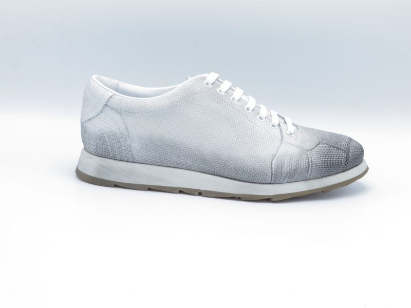 H32 sneaker 2297-5750-005 wit-grijs leer