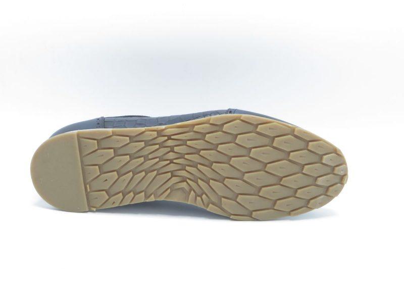 H32 sneaker 5750A001 blauw leer