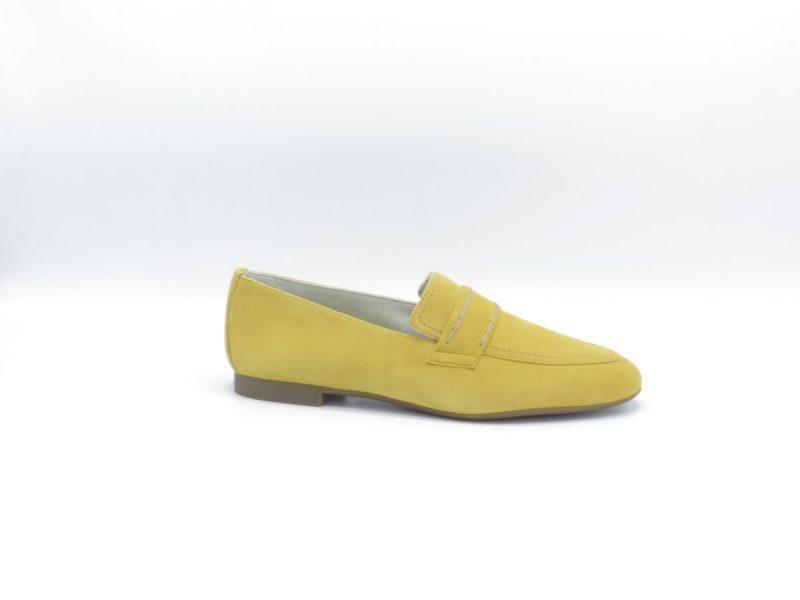 Paul Green 2504-016 geel suède