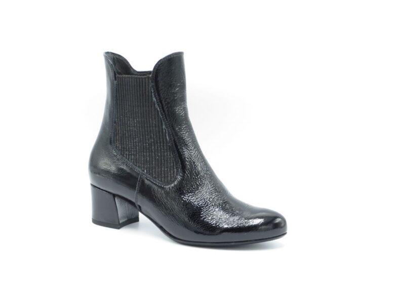 Hassia 0-304971 zwart Lak hakhoogte 4½cm