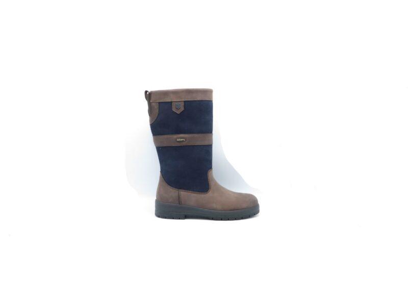 Dubarry Kildare in blauw met bruin