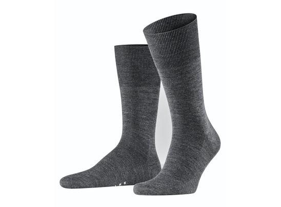 Falke sokken 14435 3180 donkergrijs