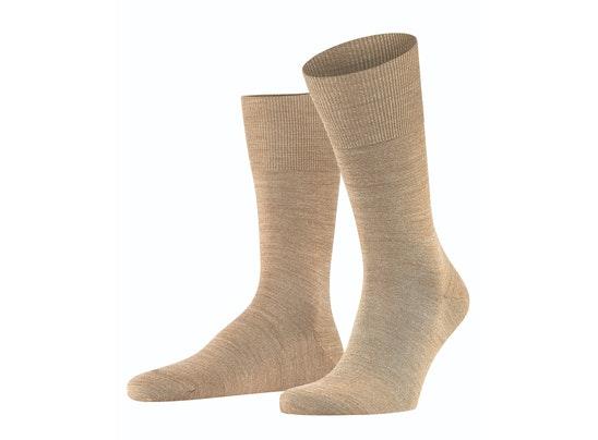 Falke sokken 14435 5410 nutmeg mel