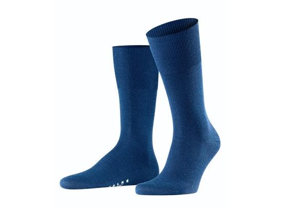 Falke sokken 14435 6000 jeans blauw