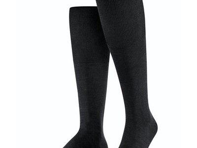 Falke sokken 15435 3000 kniekous zwart