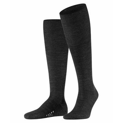 Falke sokken 15435 3180 kniekous donkergrijs