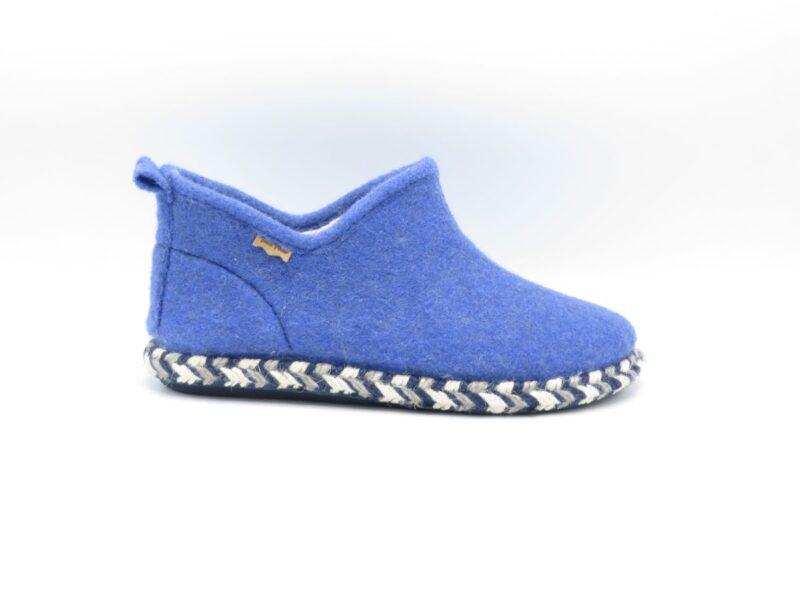 Toni Pons Maia FP blauw stof