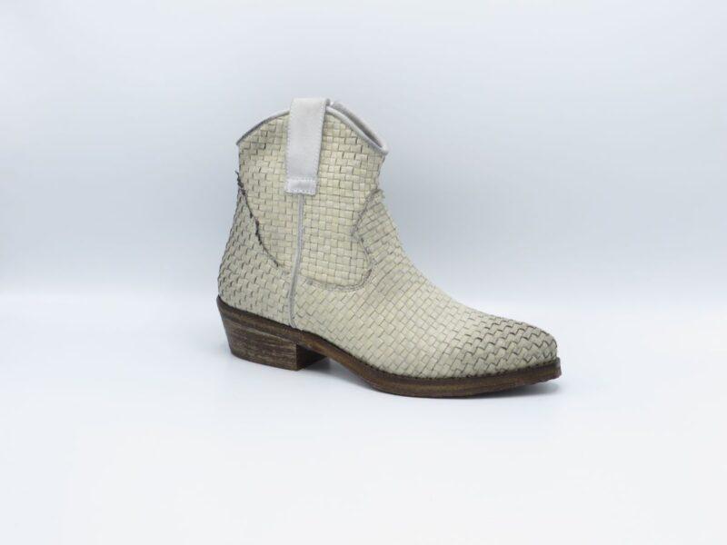 Metisse Tex200 wit gevlochten