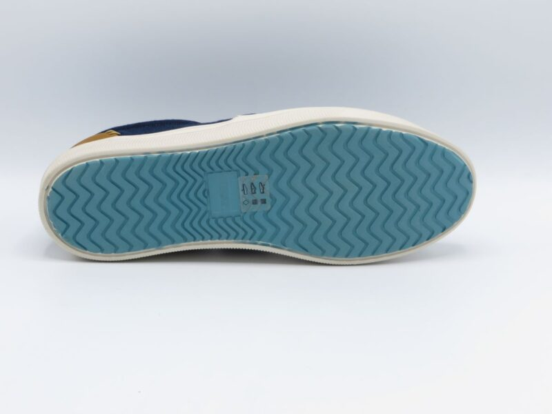 Toms Trvl Lite Slip-on 13224 blauw stof