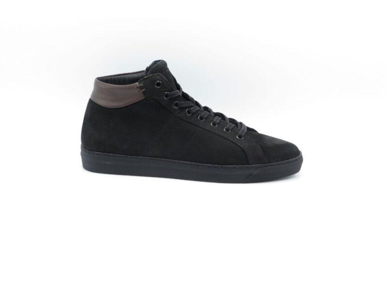 Greve 6546-01 Zwart Nubuck